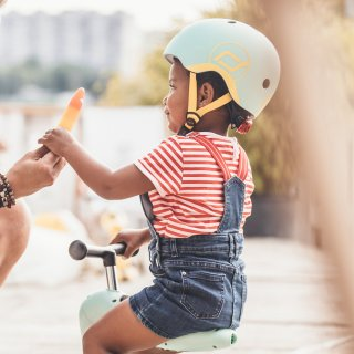 Scoot and Ride gyerek sisak XXS-S Kiwi