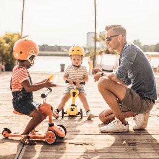 Scoot and Ride gyerek sisak XXS-S Lemon