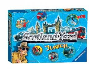 Scotland Yard Junior (nyomozós társasjáték gyerekeknek, 6-10 év)