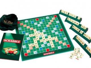 Scrabble társasjáték (Scrabble, betűjáték, 10-99 év)
