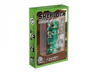 Sherlock, A régész sírboltja kooperációs kártyajáték (8-99 év)