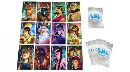 Similo Mítosz, kooperatív logikai kártyajáték (7-12 év)