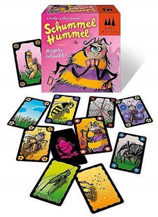 Simlis dongók, Csaló molyok féle vicces party kártyajáték (DMS, 7-99 év)