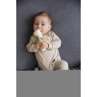 Sípoló plüss gúnár, Little Dutch babajáték (8501, 0-2 év)