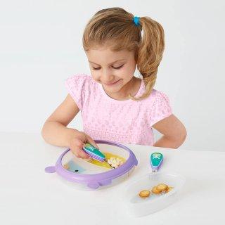 Skip Hop 3 részes, csúszásgátlós tányér, Unikornis