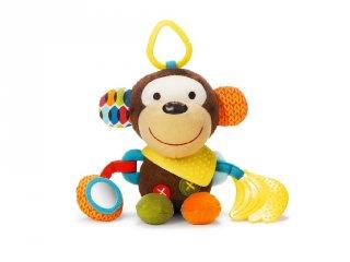 Skip Hop Babakocsi játék, majmos felfedező babajáték