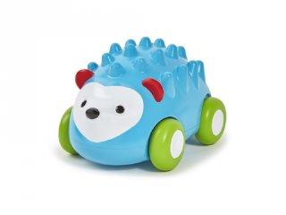 Skip Hop Felhúzható Autó Süni, bébijáték