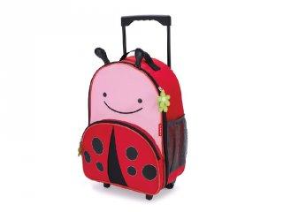 Skip Hop Gurulós bőrönd, Katica (utazás)