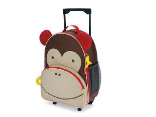 Skip Hop Gurulós bőrönd, Majom (utazás)