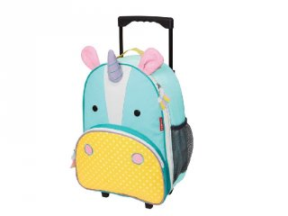 Skip Hop Gurulós bőrönd, Unikornis (utazás)