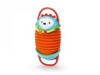 Skip Hop Harmonika Süni, baba hangszer (bébijáték)