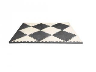 Skip Hop Játszószőnyeg Playspot fekete/krém (178x142x1,2 cm)
