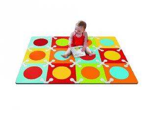Skip Hop Játszószőnyeg Playspot színes (142x105x1,5 cm)