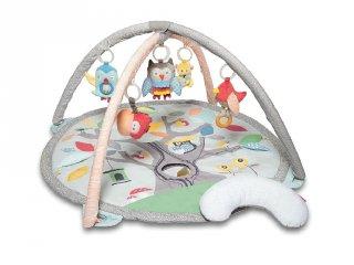 Skip Hop Játszószőnyeg, Treetop Activity Gym, szürke/pasztell