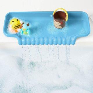 Skip Hop Moby Bálnás Játéktartó tálca fürdőkádra (fürdetés)