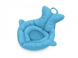Skip Hop Moby Bálnás párnás fürdető párna kék (fürdetés)