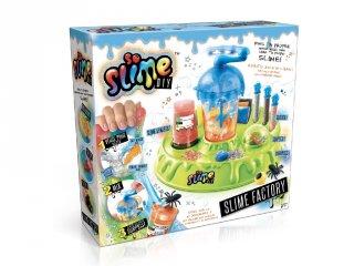 Slime gyár, So Slime Laboratory, fiús slime készítő kreatív szett