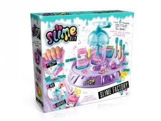 Slime gyár, So Slime Laboratory, lányos slime készítő kreatív szett