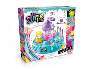 Slime gyár ÚJ, So Slime Laboratory, lányos slime készítő kreatív szett