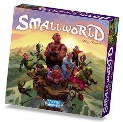 Small World (Days of Wonder, stratégiai területépítős játék, 8-99 év)