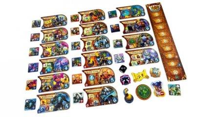 Small World of Warcraft, területszerzős stratégiai társasjáték (magyar nyelvű, 10-99 év)