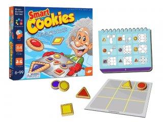 Smart Cookies (Foxmind, egyszemélyes logikai játék, 6-12 év)