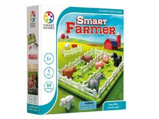 Smart Farmer, Smart Games egyszemélyes logikai játék (5-12 év)