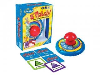 S'Match (Thinkfun, memóriafejlesztő játék, 4-99 év)