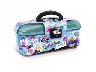 So Bomb fürdőgolyó szett bőröndben, 5 db-os kreatív készlet