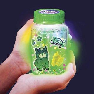 So Glow fényvarázs 3 db-os, kreatív készlet (meleg színek)