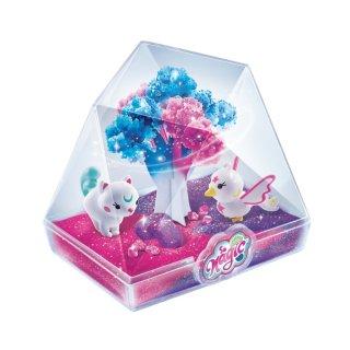 So Magic Varázslatos kristálykert, madár és cica