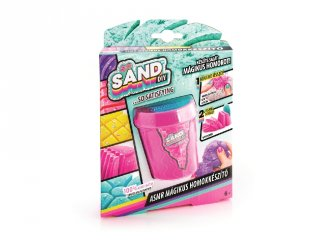 So Sand ASMR mágikus homokkészítő 1 db-os, kreatív készlet (SDD001H, többféle)