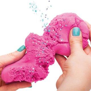 So Sand ASMR mágikus homokkészítő gömb készlet, kreatív szett
