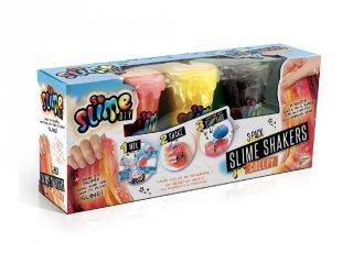 So Slime Shaker 3 db-os, félelmetes kreatív készlet fiúknak