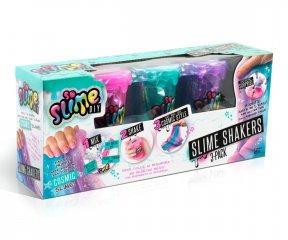 So Slime Shaker 3 db-os, kozmikus kreatív készlet lányoknak