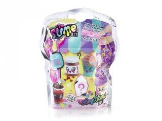 So Slime Slimelicious illatos slime mini shaker meglepetéssel 1 db-os, kreatív készlet (SSC107, többféle)