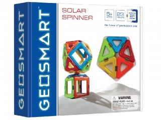 Solar Spinner (GeoSmart, mágneses építőjáték, 5-12 év)