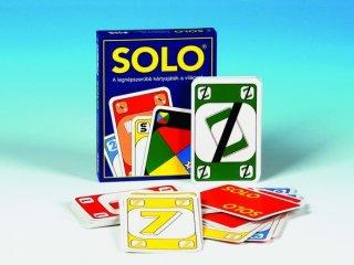 Solo kártyajáték (Piatnik, partijáték, 5-99 év)