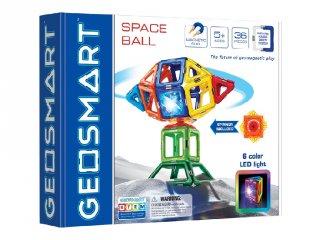 Space Ball, Űrlabda GeoSmart mágneses építőjáték (5-12 év)