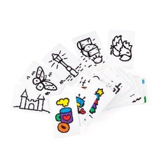 Speed Colors Bogyó és Babóca, gyorsasági színezős társasjáték (5-10 év)