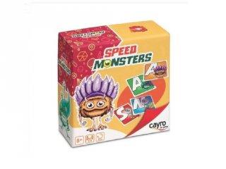Speed Monster, a betűk és szavak társasjátéka (8-14 év)