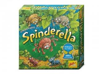Spinderella, a 2015-ös ÉV Gyerekjátéka (Zoch, ügyességi társasjáték, 5-10 év)