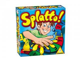 Splatto (Piatnik, könnyed, szórakoztató társasjáték, 6-99 év)