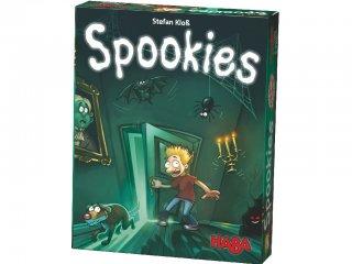 Spookies (családi, szórakoztató társasjáték, 8-99 év)