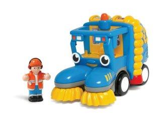 Stanley utcaseprője (Wow Toys, játékautó, 1-5 év)