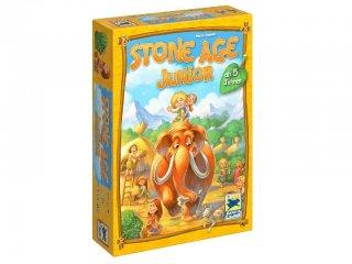 Stone Age Junior (díjnyertes stratégiai társasjáték kicsiknek, 5-12 év)