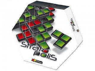 Stratopolis (Gigamic, kétszemélyes, területfoglaló, stratégiai társasjáték, 8-99 év)