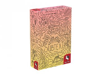 Subtext, parti társasjáték, szójáték (10-99 év)