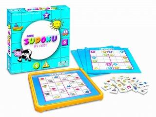 Sudoku My first (Piatnik, logikai társasjáték, 4-10 év)