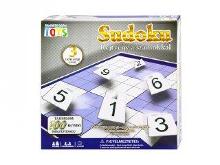 Sudoku, rejtvény a számokkal (logikai játék, 8-99 év)